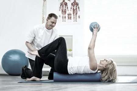 Spinal Rehabilitation System